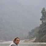 Adam au bord du Gange
