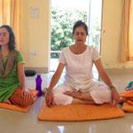 Un cour de Yoga de la Voix international (et méditatif !)