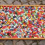 Perlen in unterschiedlichsten Farben