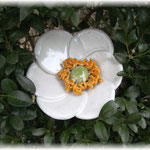Keramikblüte