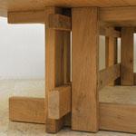 Natural oak Roros table, 300 x 120