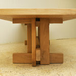 Natural oak Roros table, 300 x 120
