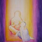 KH-Z1-ZuJesuFuessen: Zu den Füßen Jesu sitzen.