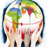 KH-N2-Nationengebet: Miteinander für die Nationen beten.