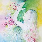 KH-F6 Farben: Ich trinke deine Farben und sättige mich an deiner Schönheit