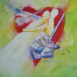 KH-U1-Ueberfliessen: Jesu Liebe kann man nicht für sich behalten - sie fließt über!
