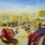 KH-K2-Kamele: Kamele, Kairo, Ägypten