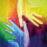 KH-G2-GnadeWahrheit: Gnade und Wahrheit sind sich begegnet. Gerechtigkeit und Frieden haben sich geküsst. Ps.85,11