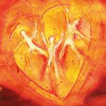 KH-E3-Explosion: Gottes Vaterherz explodiert vor Freude und Liebe zu uns - wir explodieren mit.