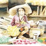 KH-RP2-Marktfrau: Philippinische Marktfrau