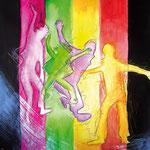 KH-S4-SonsAndDaughters: Freiheit und Weisheit für unsere Söhne und Töchter, zu tanzen, lachen, springen, leben, die Liebe des Vaters zu spüren.
