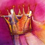 KH-T1-Tanzende: Mit dem König tanzen.