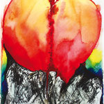 KH-W13-Verwandlung: Die Liebe Gottes verwandelt unsere harten steinernen Herzen in weiche und fleischliche.