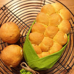 コーンのちぎりパン ¥4000