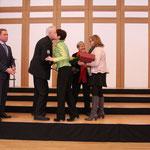 Laudatio zur Ehrung von Theresia und Karl-Heinz Schlechtriem für 50 Jahre Chorleitung