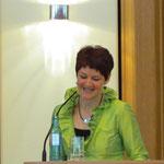 Begrüßung durch die Vorsitzende Christiane Borchardt