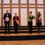 Ehrung 50 Jahre Chorleitung des Leverkusener Kinder- und Jugendchores