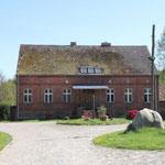 Ferienwohnung Uckermark - Ferienwohnung Hof Luisenau im Haus