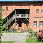 Ferienwohnung Uckermark - Ferienwohnung am Scheunentor