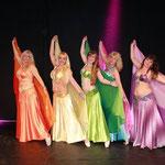 Die Töchter der Pyramide bei den Duisburger Tanztagen