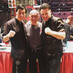 Atlantic City Samuel Kwok, Bill Wallace und Markus Schinhammer