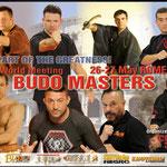 Budo Masters Rome