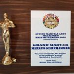 Auszeichnung in Atlantic City