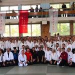 Wing Chun und Aikido Seminar mit Filmschaupieler Steven Seagal 7.DAN Aikido, Samuel Kwok und Markus Schinhammer Wing Chun Meister