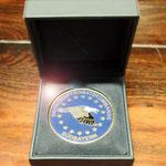 Verliehene Medaille vom LBKA Teil 2