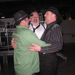 3 Männer- 3 Clubs (nach der Show)