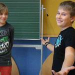 Kinder der 2. Klasse - St. Marein im Mürztal