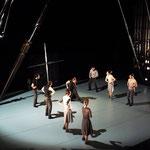 Quixoteland. G. Ramírez Sansano  National Dance Company Wales
