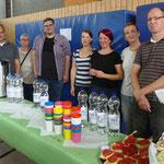 Vielen Dank an die fleißigen Helfer des Fördervereins, die für die leckere Verköstigung gesorgt haben!