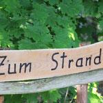 ...jaaa: Spaziergang am Großen Treppelsee