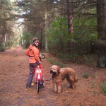 Fahrradtour bei Schietwetter