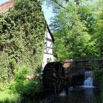 Kurzaufenthalt an der Bremsdorfer Mühle