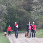 """lustiges Wandervolk: Aivy mit Silke & Brauni mit Kathrin und """"kids"""""""