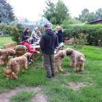 Samstag, 25.06., Familientreffen in Gotha-Siebleben