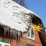 Winter-Weihnachts-Deko