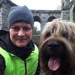Selfie vor dem Aquädukt