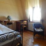 Hotelzimmer Alte Försterei Kloster Zinna