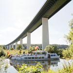 """2018-05-03 - """"Mintarder Ruhrtalbrücke (7-32875)"""" - Mit dem Rad unterwegs in der Metropole Ruhr - Copyright by Franz Walter"""