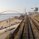"2018-02-20 - ""RheinPark DU (7-08002)"" - Strandpromenade im RheinPark Duisburg - Copyright by Franz Walter"