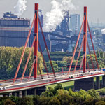 """2018-12-14 -  """"Beeckerwerther Brücke in Duisburg (7-27903)"""" - Route der Industriekultur - Copyright by Franz Walter"""