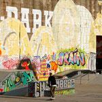 """2018-02-17 - """"RheinPark DU (7-07832)"""" - Skateanlage im RheinPark Duisburg - Copyright by Franz Walter"""