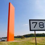 """Rheinkilometer 780 (7-36962)"" - Copyright by Franz Walter"