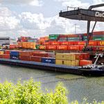 """""""Containerhafen Duisburg (7-29213)"""" - Copyright by Franz Walter"""