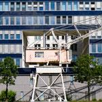 """2018-05-24 - """"Innenhafen Duisburg (7-14203)"""" - Mit dem Rad unterwegs in der Metropole Ruhr - Copyright by Franz Walter"""