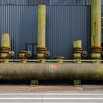 """2018-06-15 - """"Pumpenhaus Westpark Bochum (7-32224)"""" - Mit dem Rad unterwegs in der Metropole Ruhr - Copyright by Franz Walter"""