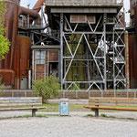 """2018-07-21 -  """"Landschaftspark Duisburg-Nord (7-11553)"""" - Mit dem Rad unterwegs in der Metropole Ruhr - Copyright by Franz Walter"""